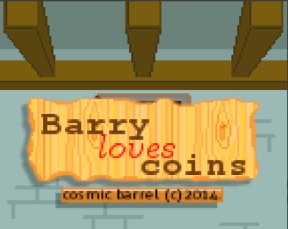 Barry Loves Coins